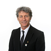 Bruce Kendall, MBE