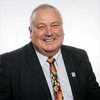 Bill Cashmore - deputy mayor