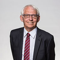Derek Battersby, QSM, JP