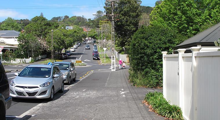 Dominion Road Loop Path